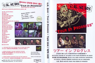 Front & Back cover