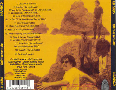 NRA69CD back cover
